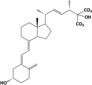 25-Hydroxy-Vitamin-D2-d6