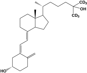 25-Hydroxy-Vitamin-D3-d6